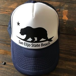 Other - San Elijo State Beach Trucker Hat